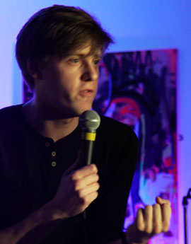 Jimmy Furre at Seven Dials Comedy