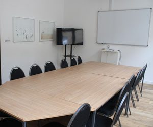 Conference room at seven dials club