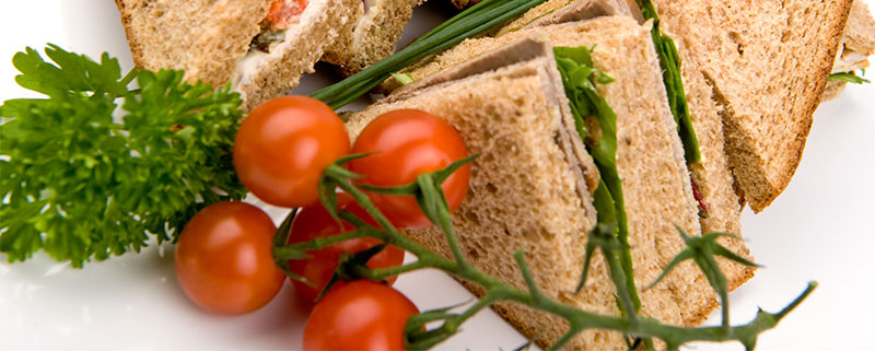 Sandwich platters for your meeting