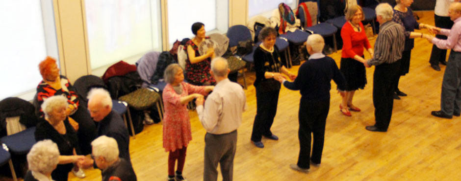 Tea Dance at Dragon Hall Trust